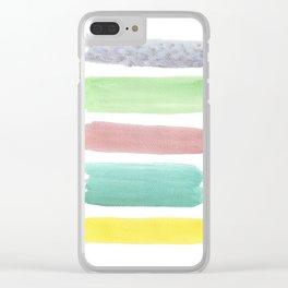 Water Bella Clear iPhone Case