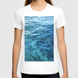 The Ocean's Surface T-shirt