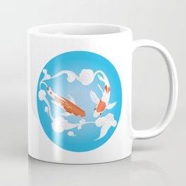 Smokey Koi Coffee Mug
