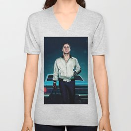 'Drive' Ryan Gosling Unisex V-Neck