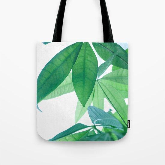 Pachira aquatica #1 #decor #art #society6 Tote Bag