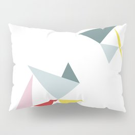 Triangles in the Sky Pillow Sham