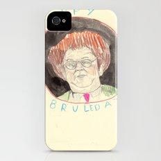 Happy Bruleday iPhone (4, 4s) Slim Case