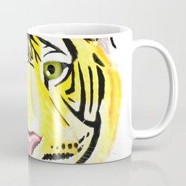 Golden Tiger Coffee Mug