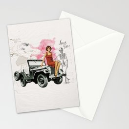 Bomshell Stationery Cards