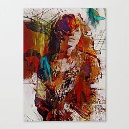 Myrrh Canvas Print