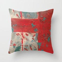 Panic Prone Throw Pillow