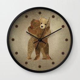 great love Wall Clock