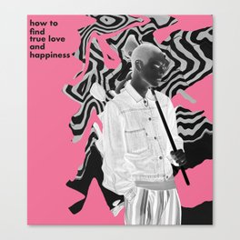 Artwork Korean Indie HYUKOH Canvas Print