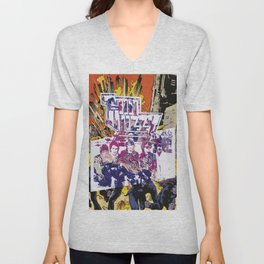 Thin Lizzy Unisex V-Neck