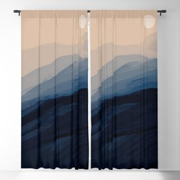 Moonlight View Blackout Curtain