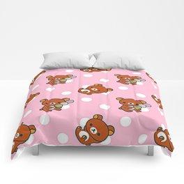 Cute Bear Comforters