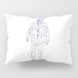 The Pitt Pillow Sham