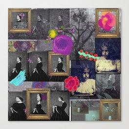 Mirror Room Canvas Print