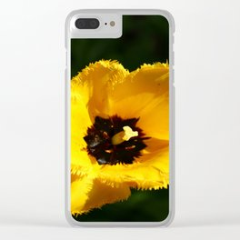 Hello Spring Clear iPhone Case