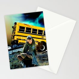 A Better Tomorrow Stationery Cards