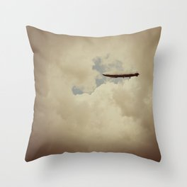 When They Fall Back To Earth Throw Pillow