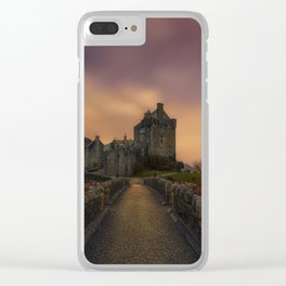 Island of Donnán Clear iPhone Case