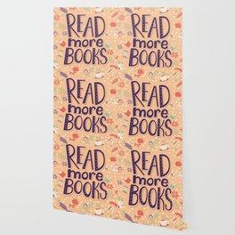 Read more books Wallpaper