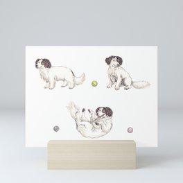 Louie Mini Art Print