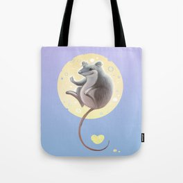 Happy Mouse Tote Bag