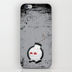 Happy Bombs iPhone & iPod Skin