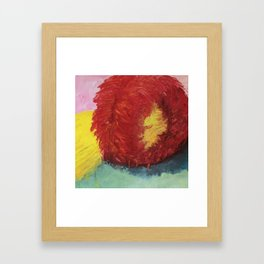 Hula implement Framed Art Print