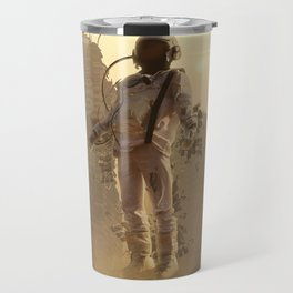 THE ASTRONAUT'S RETURN Travel Mug
