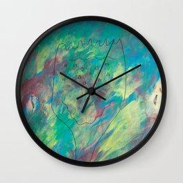 Foot Terrorist  Wall Clock