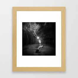 Moving Home Framed Art Print
