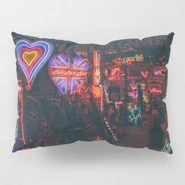 God's on Junkyard IV Pillow Sham