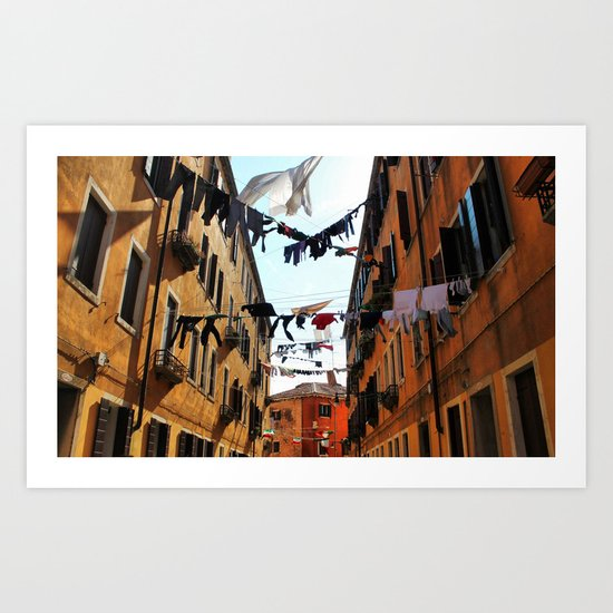 This mess we are in Art Print