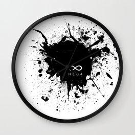 the100 Wall Clock