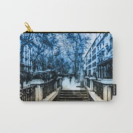 Barcelona, Streets Carry-All Pouch