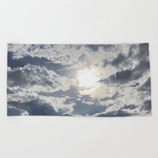 Sky Views Beach Towel