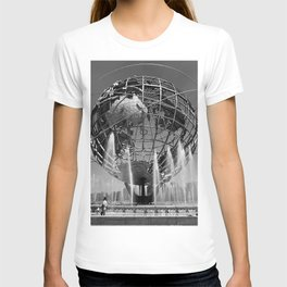 A Dramatic Summer Afternoon in Queens T-shirt