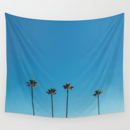 Summer Palms Wall Tapestry