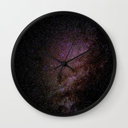 The Beuty of Darkness Wall Clock