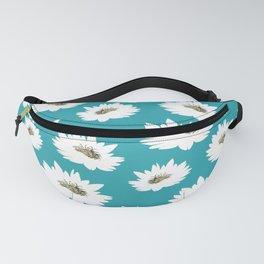 Water lilies pattern, women Fanny Pack