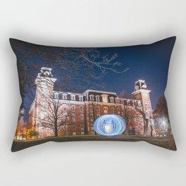 Old Main   AR  Rectangular Pillow