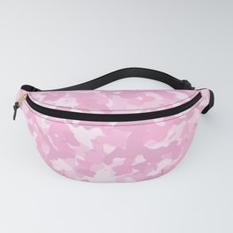 Beautiful Abstract Pastel Pattern Fanny Pack