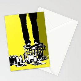Street Artist Stationery Cards