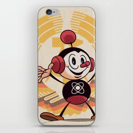 ATOMINO 1963 iPhone Skin