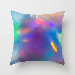 Prisms Play of Light 7 Throw Pillow