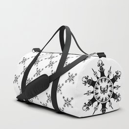 Monster Chic Duffle Bag