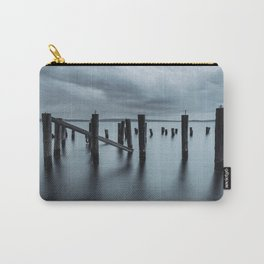 Pier of the Past Carry-All Pouch