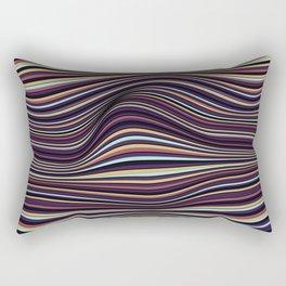 Distortion Rectangular Pillow