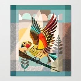kea Canvas Print