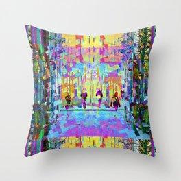 20180403 Throw Pillow