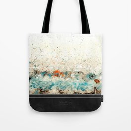 Rhythmic Hour Tote Bag